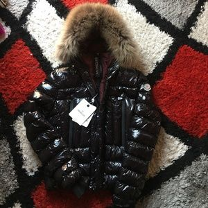 Moncler Coat Hoodie